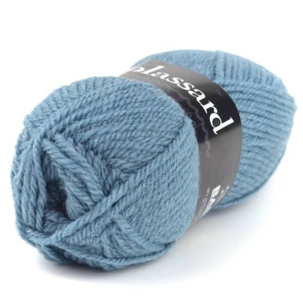laine pour faire une écharpe garçon