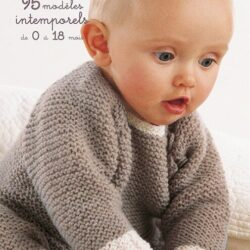 modèles de tricot pour les bébés
