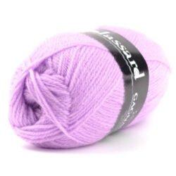 laine rose pour faire une robe