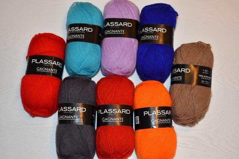 laine plassard petit prix