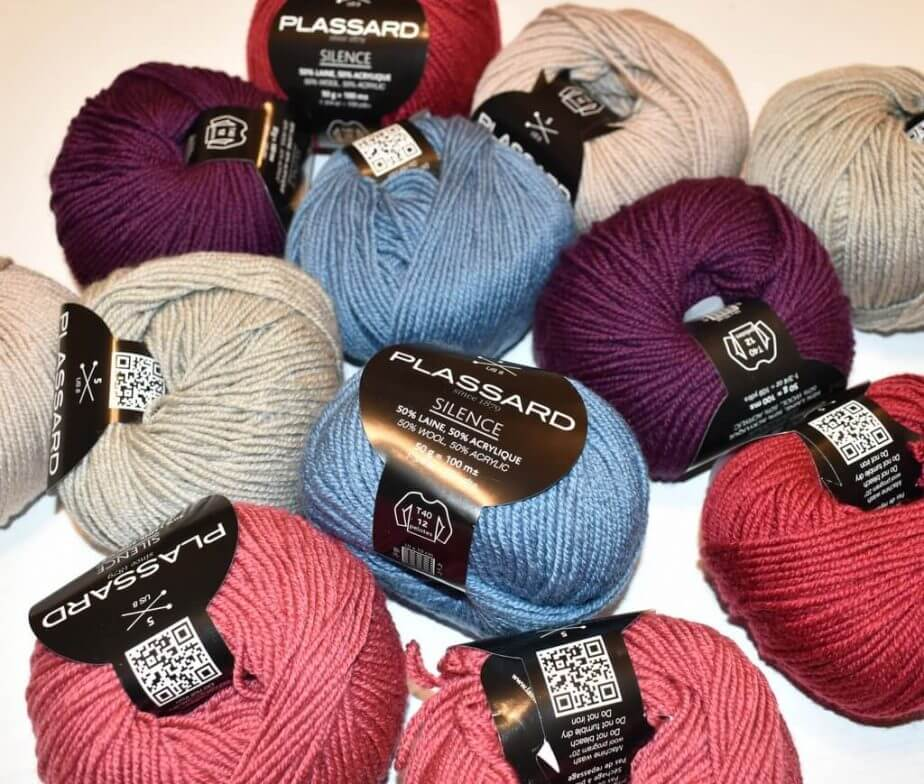 a06071f5538f8 Silence Plassard, une laine chaude pour tricots d'hiver