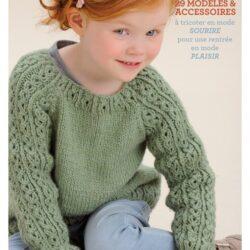 catalogues pour tricoter spécial enfants