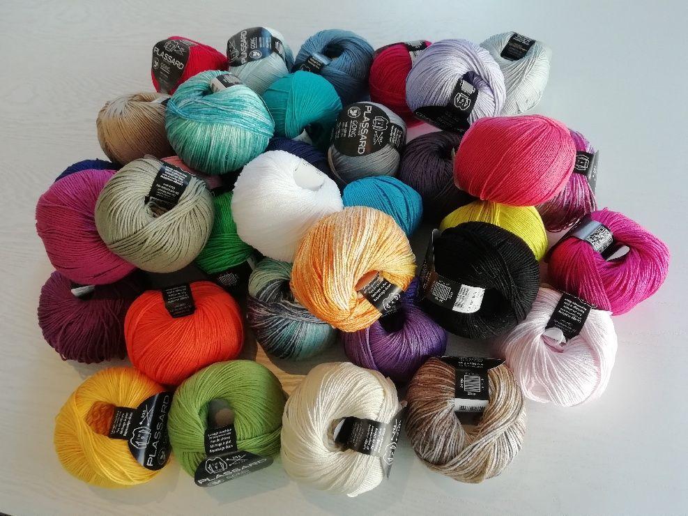 Read more about the article Les 10 meilleures laines Plassard (mon top à moi)